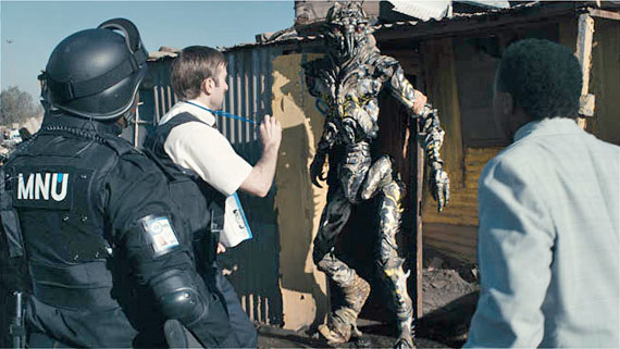 District 9 Scene