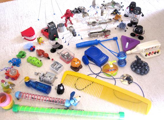 Toys Motors