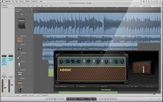 Using Logic for Post-Production Sound