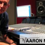 October's Featured Sound Designer: Aaron Marks