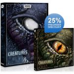 """Creatures"", New Collection by BOOM Library Available for Pre-Order Now"