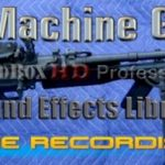 The Recordist Talks Guns, M60 Machine Gun HD Library Available
