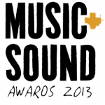 Music & Sound Awards 2013 – Call for Entry