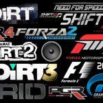 Racing Game Sound Study