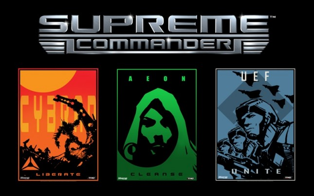 Frank Bry Special Sound Design For Supreme Commander This Is Just