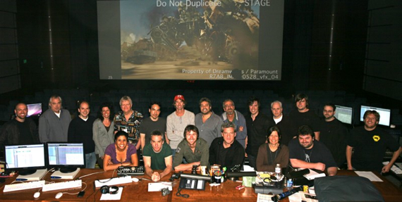 Transformers Revenge Of The Fallen Sound Team