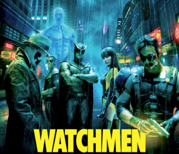 Soundtrack watchman movie