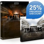 Cinematic Trailers, New Library of BOOM Available for Pre-order (Save 25%)