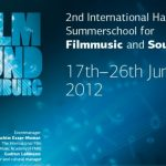 2nd International Hamburg Summerschool for Film music, Games music and Sound design