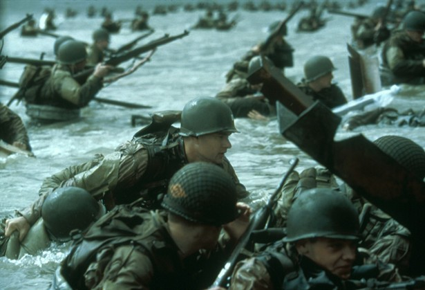 sound design in saving private ryan Saving private ryan is a  there's no attempt to alter the sound in order to make individual  in the impressive sumptuousness of the production design,.