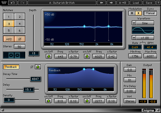 Inside the Waves Sound Design Suite [Pt 3] – Modulation Effects