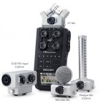 Zoom H6 Handy Recorder Announced