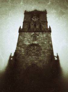 St. Mary's Steeple. A key location in the game, and where things start to get a bit strange.