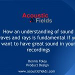 Small Room Acoustics – Absorption and Diffusion