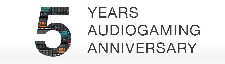 5year anniversary