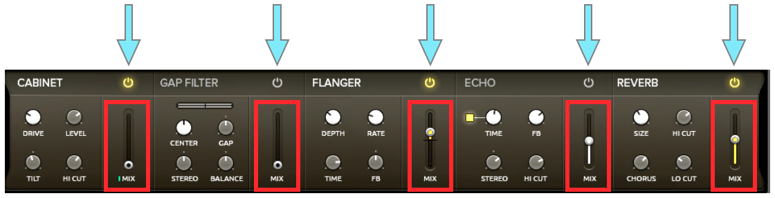"Native Instruments  ""Kontour"" — Effects Section —"