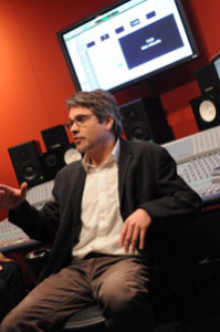 Michael Sweet - Game Audio Professor at Berklee College of Music