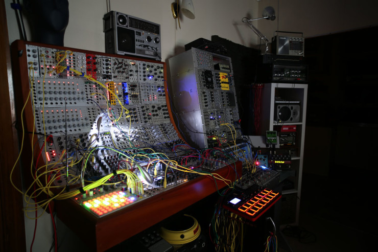 Tim Prebble's modular