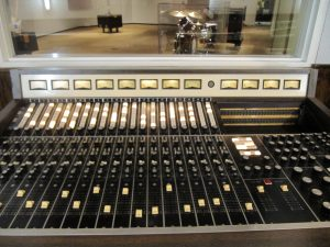 20 Channel Mixing Board - Used under a Creative Commons license. Click image to view source.