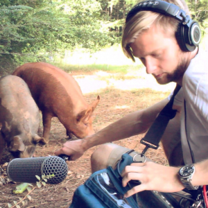 Capturing organic animal vocals