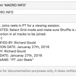 Macros for Audio Production – Automating Your Workflow