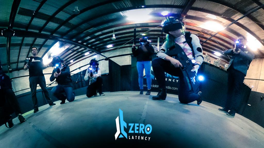 Part of the Zero Latency Team