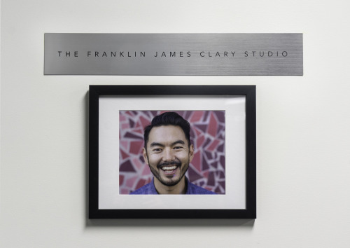 The Franklin James Clary Studio at Pullstring commemorates Audio Director and creative visionary, Frank.