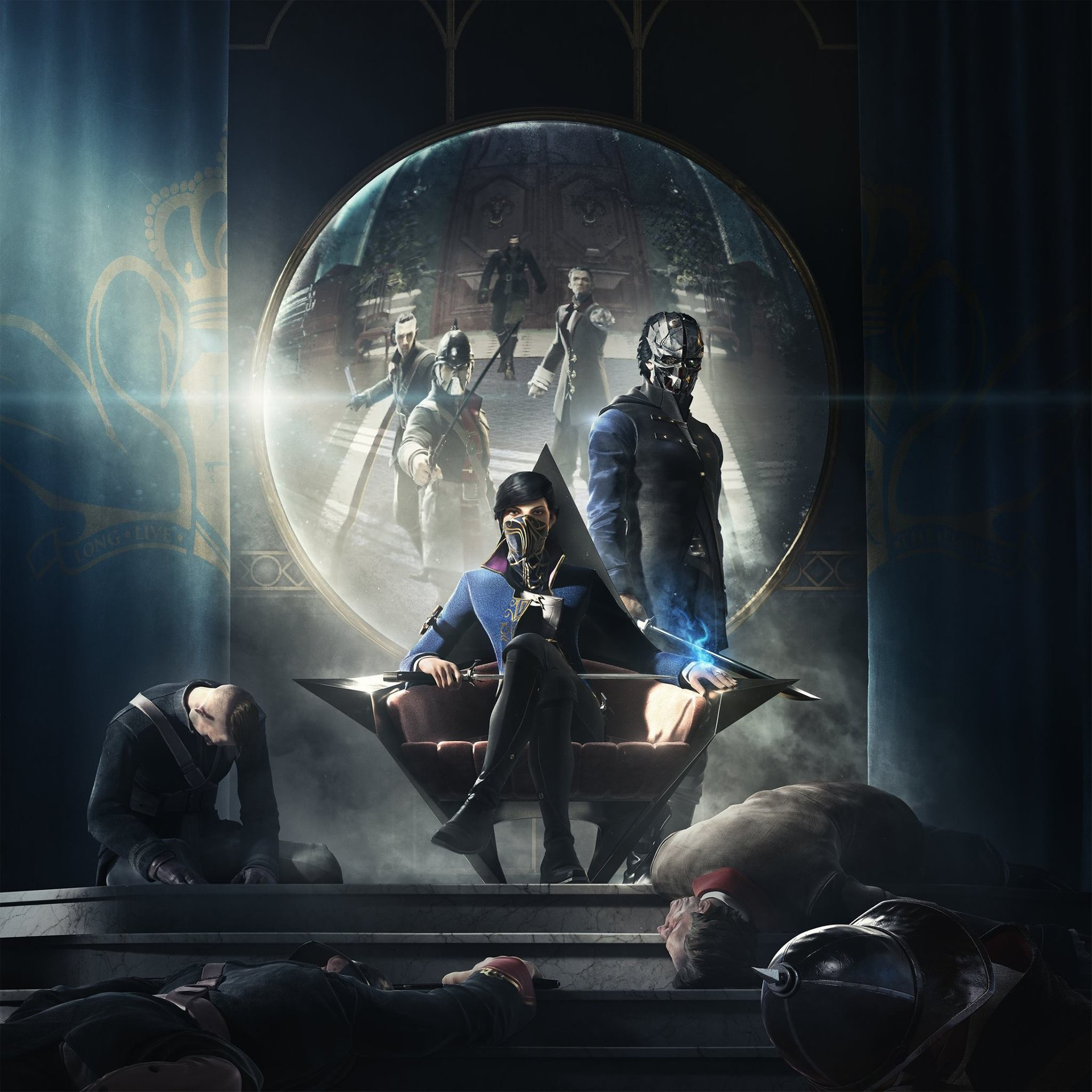 The Calm And The Chaos Creating The Sound For Dishonored 2