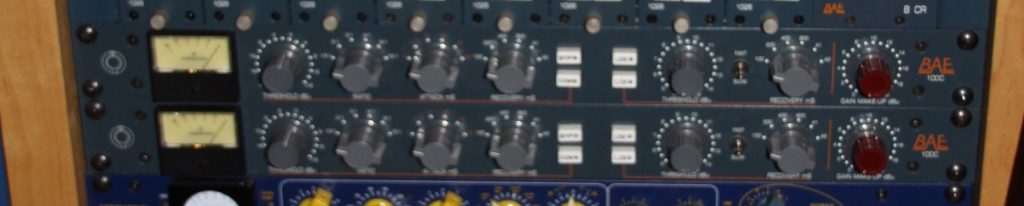 The British Audio Engineering 10DC is a compressor modeled after the old Neve 1073.