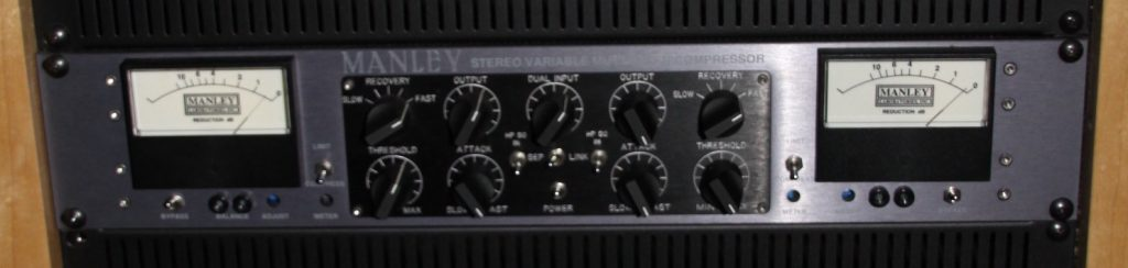 The Manley Stereo Variable Mu.