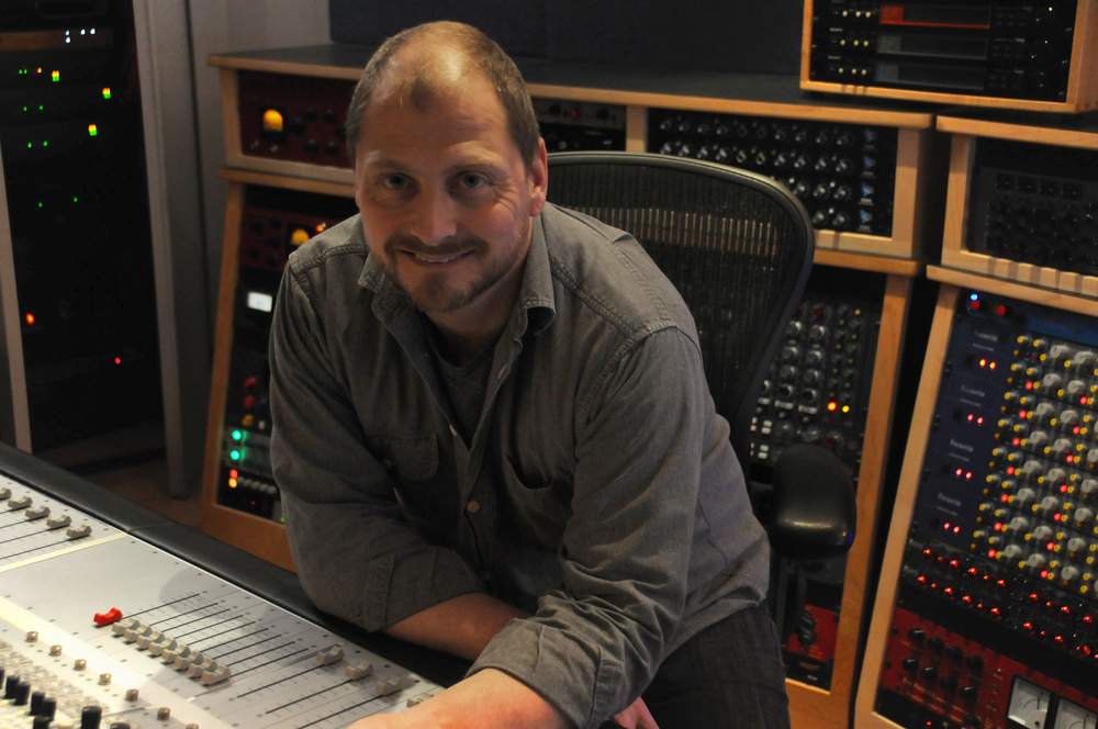 Sean Beresford, Producer/Engineer/Mixer based in the San Francisco Bay Area.