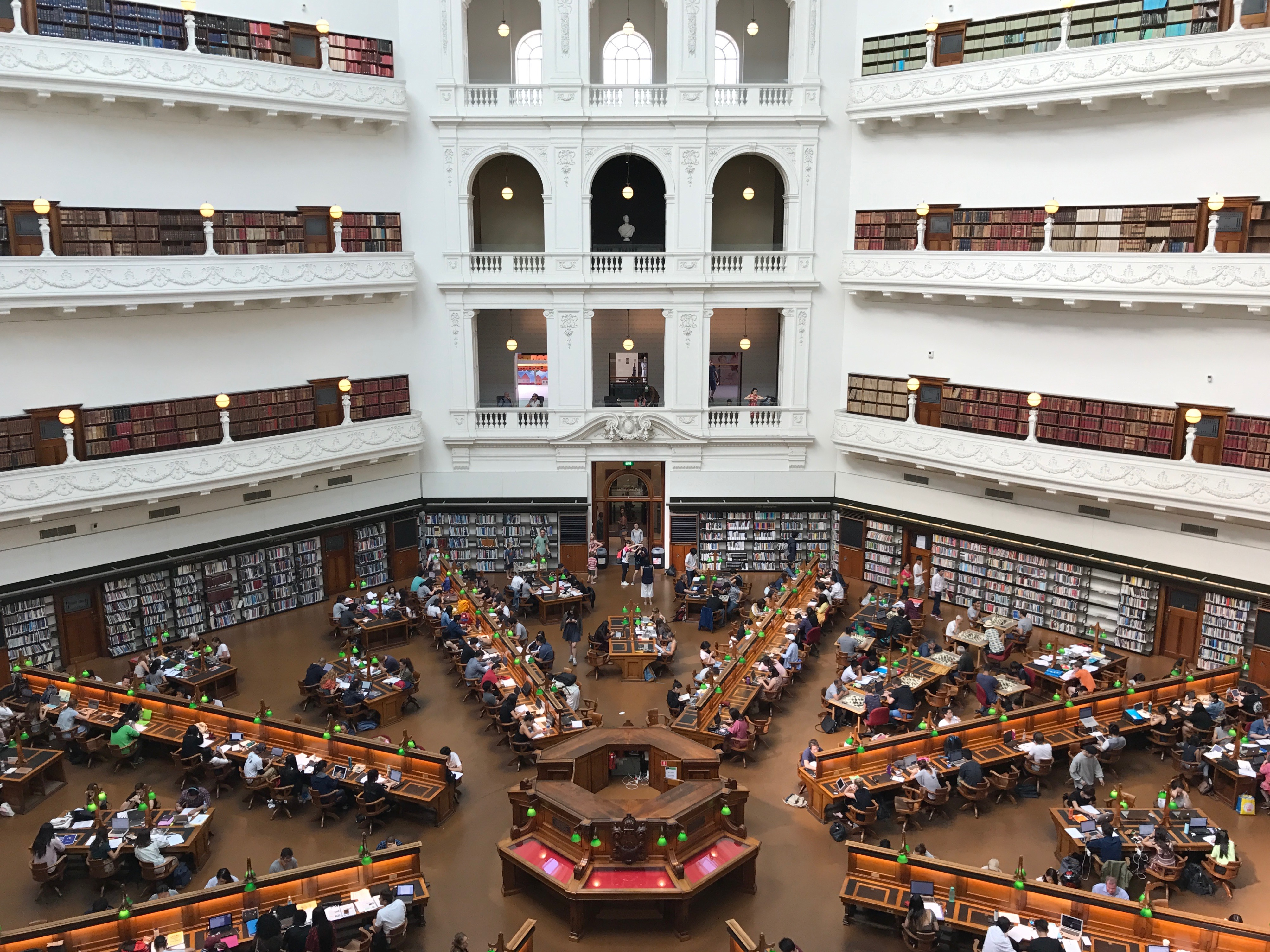 State Library of Victoria