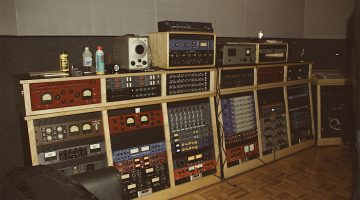 Understanding your Tools: A Peak Inside the Hardware at Studio Discrete