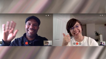 Audio Mentoring Stories: Leonard Paul and Rachel Dziezynski