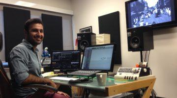Interview: Bijan Sharifi on LoFi sounds in documentaries