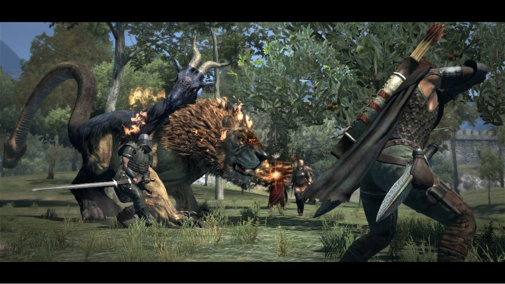 Dragon's Dogma (c)CAPCOM CO., LTD. 2012 ALL RIGHTS RESERVED.