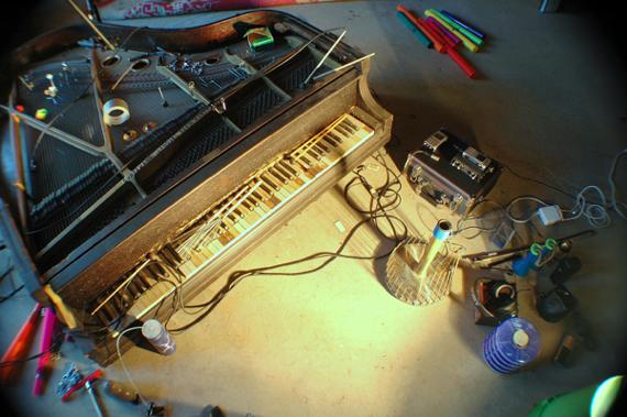 Prepared Piano