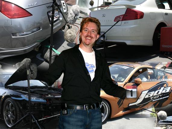 Charles & Cars