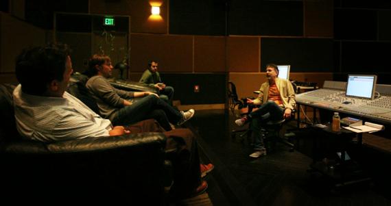 Chris Scarabosio, Joel Dougherty, Jared_Marshack and Craig Berkey