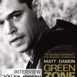 "Exclusive Interview with Alex Joseph, Foley Supervisor for ""Green Zone"""