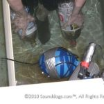 """Rob Nokes Special: Recording Water Sounds for """"The Guardian"""""""