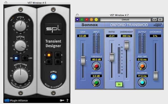 SPL and TRANSMOD