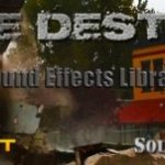 The Making Of Ultimate Destruction HD Sound Effects Library