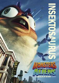 Monsters Vs Aliens Exclusive Interview With Sound Supervisor Erik Aadahl