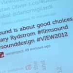 Gary Rydstrom's Talk from VIEW