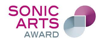 sonic arts award logo