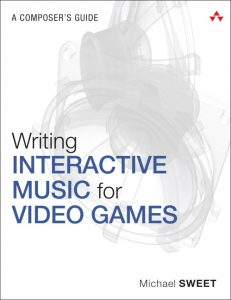 "In 2014, Michael wrote ""Writing Interactive Music for Games"""