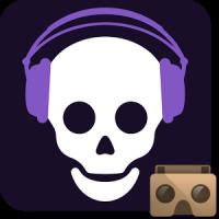 Skeletons vs 3D Audio VR app icon