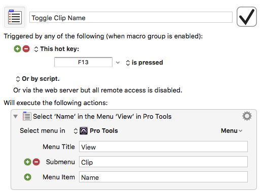 macro toggle clip names