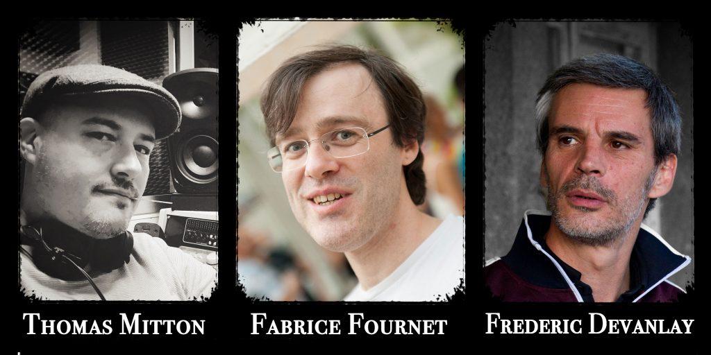Thomas Mitton, Fabrice Fournet, and Frederic Devanlay
